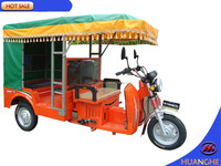 china beautiful passenger tricycle HH150ZH in coming market