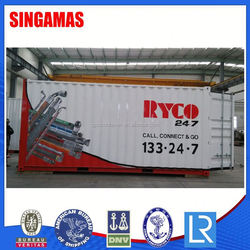 20' Prefabricated Container Workshop