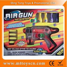 shantou promotional water gun electric soft bullet gun toy