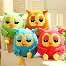 hot sale plush stuffed soft owl toy