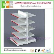 Grocery store shelf,Convenience store shelf,Grocery display shelf