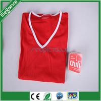100% cotton soft magic compressed t shirt