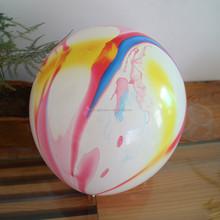 Wholesale 12inch latex rainbow balloon