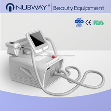 CE approval!Nubway vacuum laser cryolipolysis cellulite reduce fat freeze massage weight loss slimming beauty machine