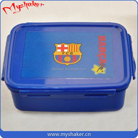 MY-T04 Custom design silk screen printing Aluminum lunch box