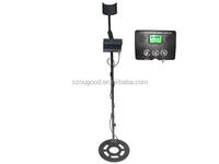 Portable Treasure Searching Gold Metal Detector / Gold scanner non-ferrous metals and ferrous metal identification