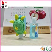 Promotional gifts portable animal poketbac hand sanitizer holder