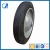 "Manufacturer Steel Rim Rubber Solid Wheel 13""*3"
