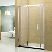 a buon mercato bagno in acciaio inox pieghevole vasca da bagno porta doccia