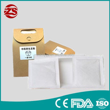 Real factory bamboo vinegar detox foot patch and healthcare foot plaster