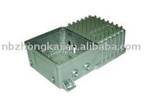 Outdoor amplifier enclosure