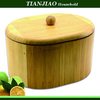 new hot bamboo rice or bread box