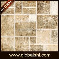 hot sale economic anti slip outdoor non slip rustic ceramic tile designs floor tile 400x400 300x300