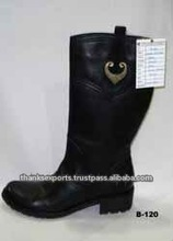 women's dress boots in various sizes fashionable and of high quality