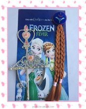 China instyles wholesale NEW Frozen Elsa Tiara Crown with tony tail set