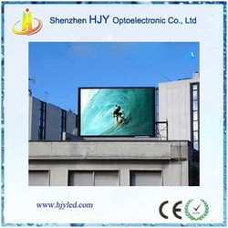 p8 outdoor new design full color HD Panel display led