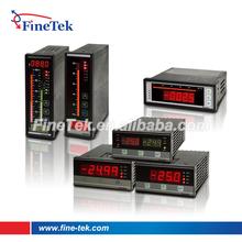 FineTek Digital power meter panel Panel Meter Ac Dc voltage digital panel meter
