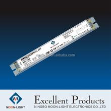 32w electronic ballast electronic ballast 1x/2x/3X/4X 15w/18w/36w/58w CB,CE,EMC,SAA,TUV CERTIFICATES