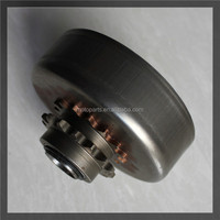 "GE Series centrifugal clutch 15T 3/4"" Heavy duty clutch for go kart minibike mower"
