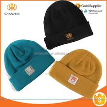Beanie Men Women Hip-Hop Wool Knit Ski Cap Skull Hat Warm Winter Hat