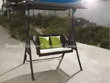 dubai outdoor furniture designer ratan hanging chair