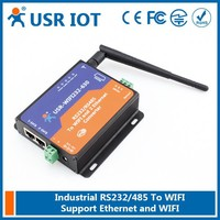 (USR-WIFI232-630) Serial RS232/ RS485 to Wifi Server with 2 Channel RJ45