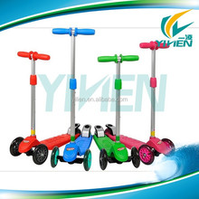2015 new 3 wheel kick scooter for kids