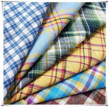 European high quality organic cotton fabric