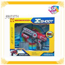 Popular Plastic Soft Bullet Gun Toy For Kids Sport Toy