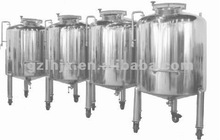 2012 Hot-Sale /Movable /Sealed Storage Tank,Chemical Mixing Tank,shampoo pot