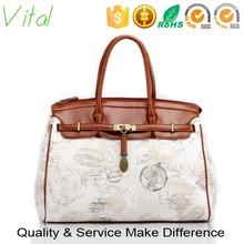 2015 Newest Classic Trend Pu Handbag For Women Handbag For Women