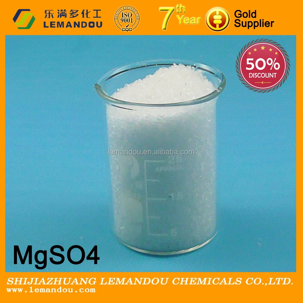 how to prepare magnesium sulphate