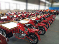 2015 Hot Sale 50cc / 110cc Tricycle / Electric Cargo Tricycle Air Cooling