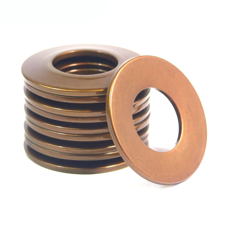 Copper Lock Washer : Flat washer spring lock washers clip disc