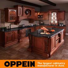 mueble de madera gabinete de cocina