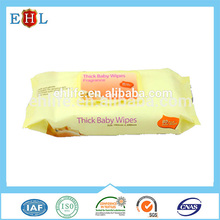 2015 New style Wholesale Professional clean well baby wet wipes