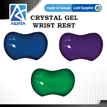 Crystal Gel Hand Wrist Rest