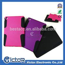 China factory Tablet PC mesh cover for ipad mini/mini 2