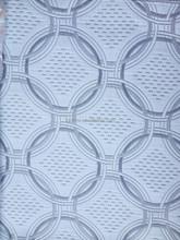 copy knitting 100%polyester(SPUN) woven jacquard mattress fabric /F1404-3/ brown