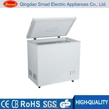 BD-138 DC 12V/24V solar powered deep chest freezer