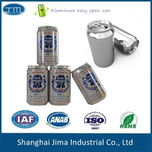 2015 china supplier of wholesale beer can, alumium can for beverage 250ml