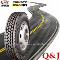 tires for truck/All steel Truck tyres LONGMARCH ROADLUX 11R24.5/ 11 24.5