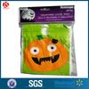 20 pkg new design printed big pumpkin plastic party treat bags/cello bag