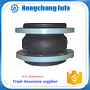 Hot selling carbon steel flange dn100 pn16 nbr rubber single expansion joint