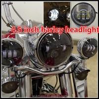 "4.5"" Fog Light Led Motorcycle Headlights Head Light fit for Harley Davidson"