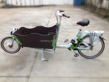 UB 9016 nexus 3 speeds two wheeler cargo bicycle/family bike/reverse trike