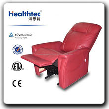 red Body Massage armrest cover