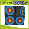 square sharped foam archery target compound bow and arrow board for shooting