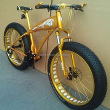 2015 new style steel beach cruiser fat tire bike SM-2406
