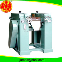 triple Roller mill machine for grinding ink, paint,coating,chemical,pigment, silicone rubber sealant with CE